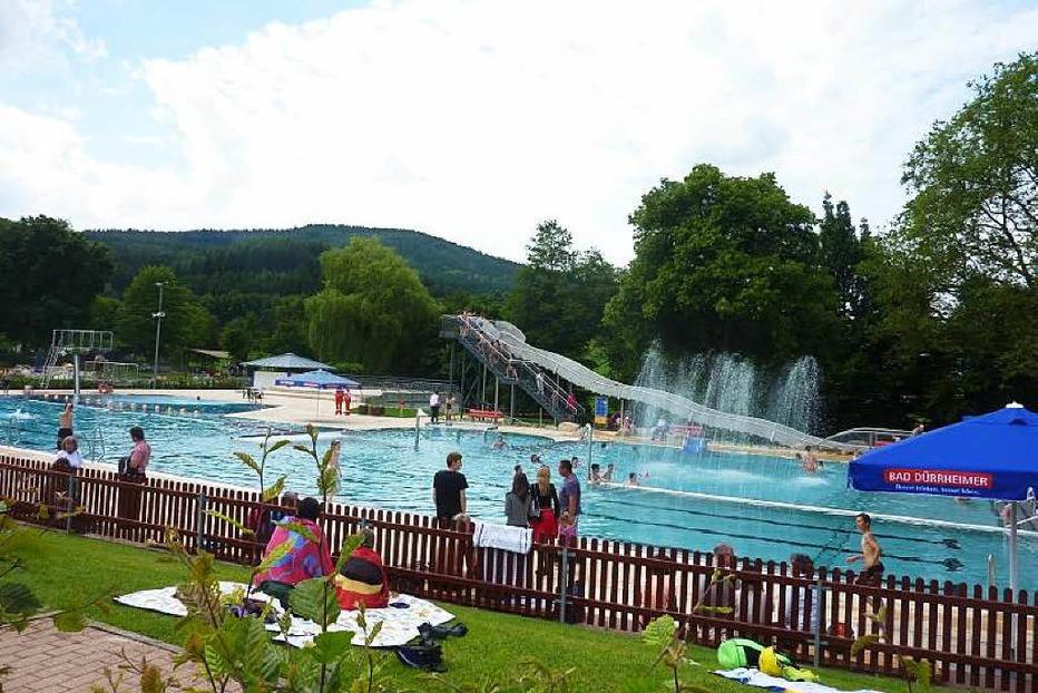 Schwimmbad - Seelbach