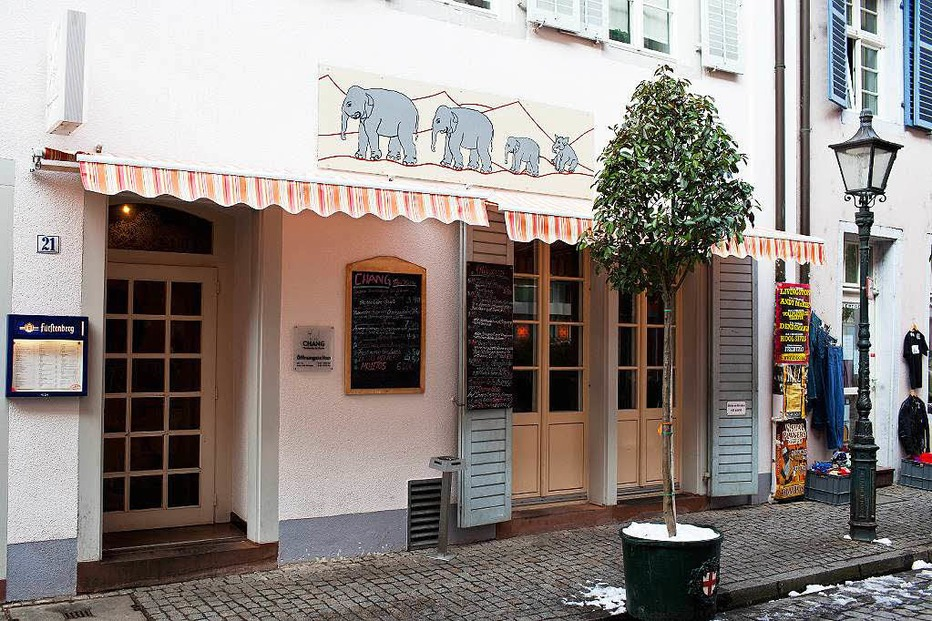 Chang Restaurant - Freiburg