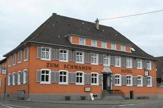 Gasthaus Schwanen Ichenheim