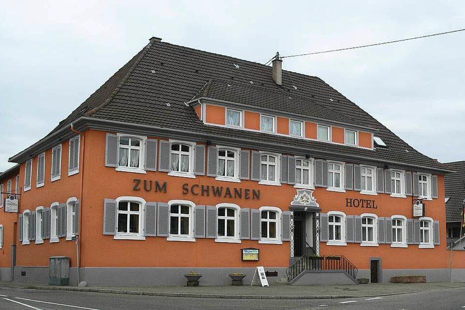 Gasthaus Schwanen Ichenheim - Neuried
