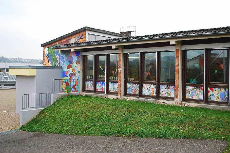 Grundschule Vorderes Kandertal - Binzen