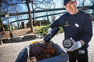Europa-Park sammelt 200.000 Kippen fürs Recycling