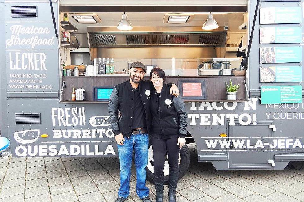 La Jefa Mexican Grill - Kenzingen