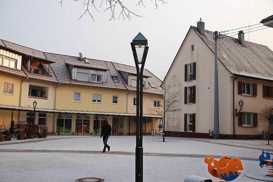 Rathausplatz - Sexau