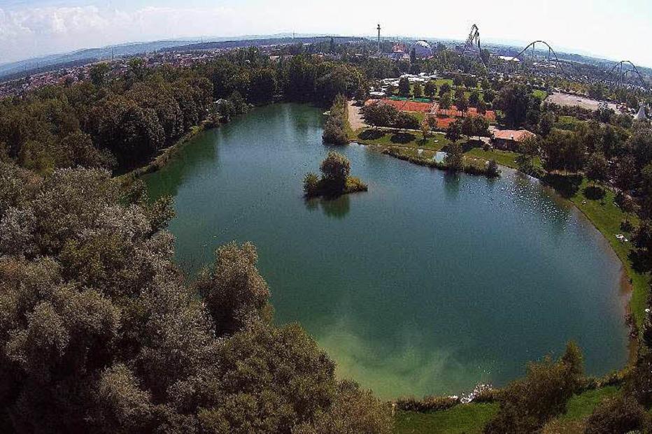 Naturzentrum Rheinauen - Rust