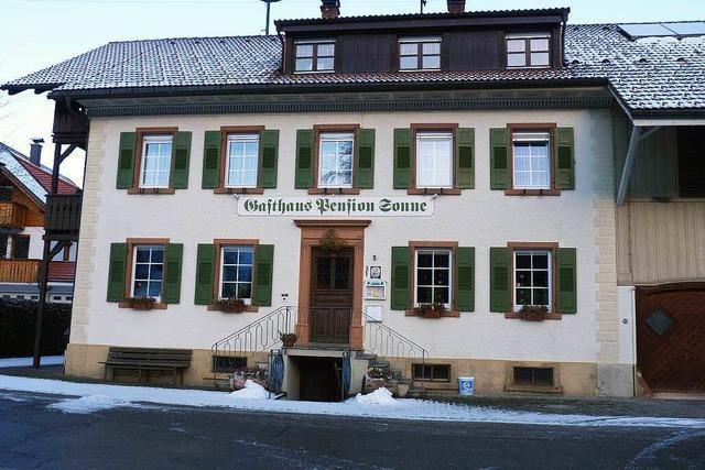 Gasthaus Sonne (Riedichen)