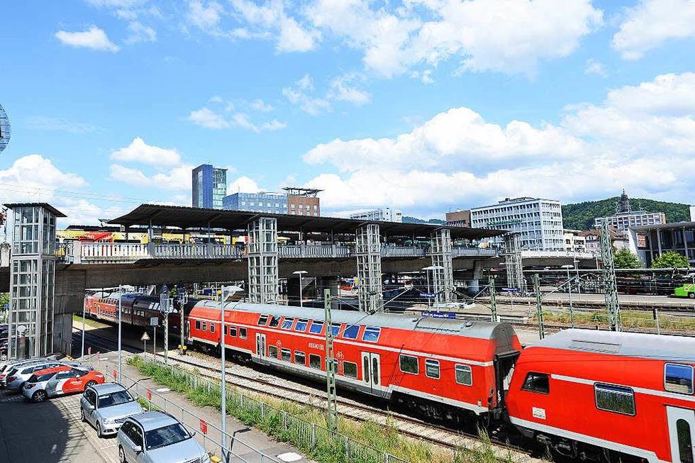 Hauptbahnhof - Freiburg