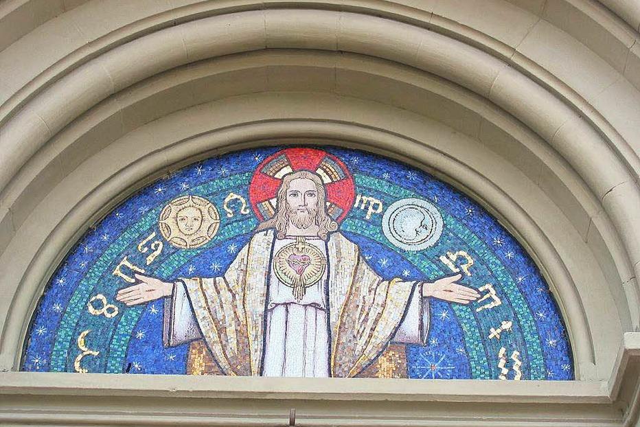 Herz-Jesu-Kirche - M�llheim