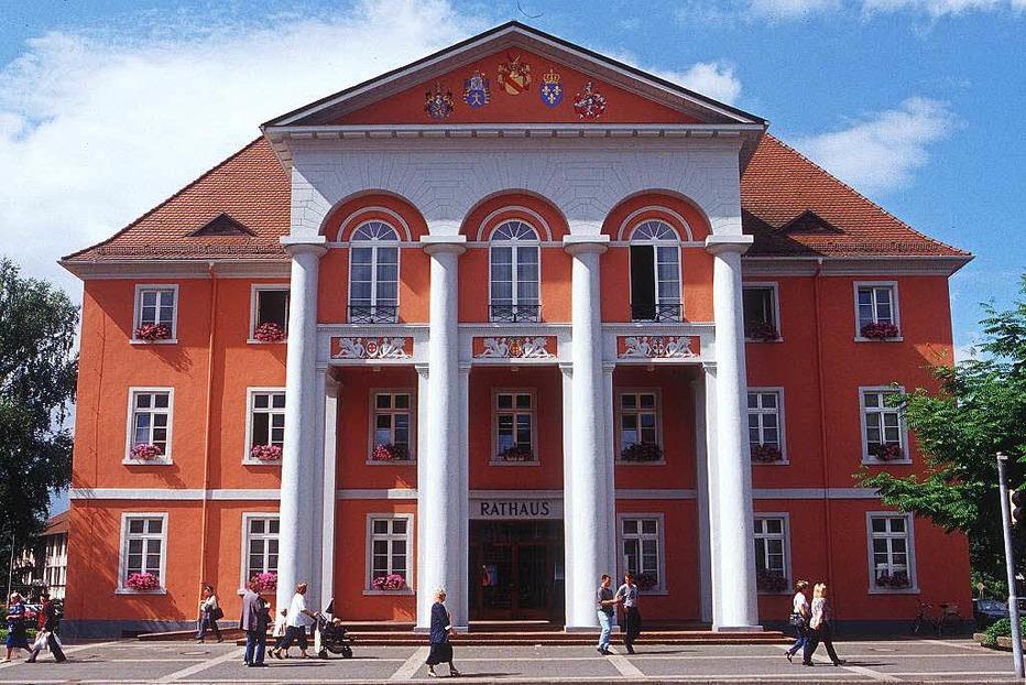 Rathaus - Kehl