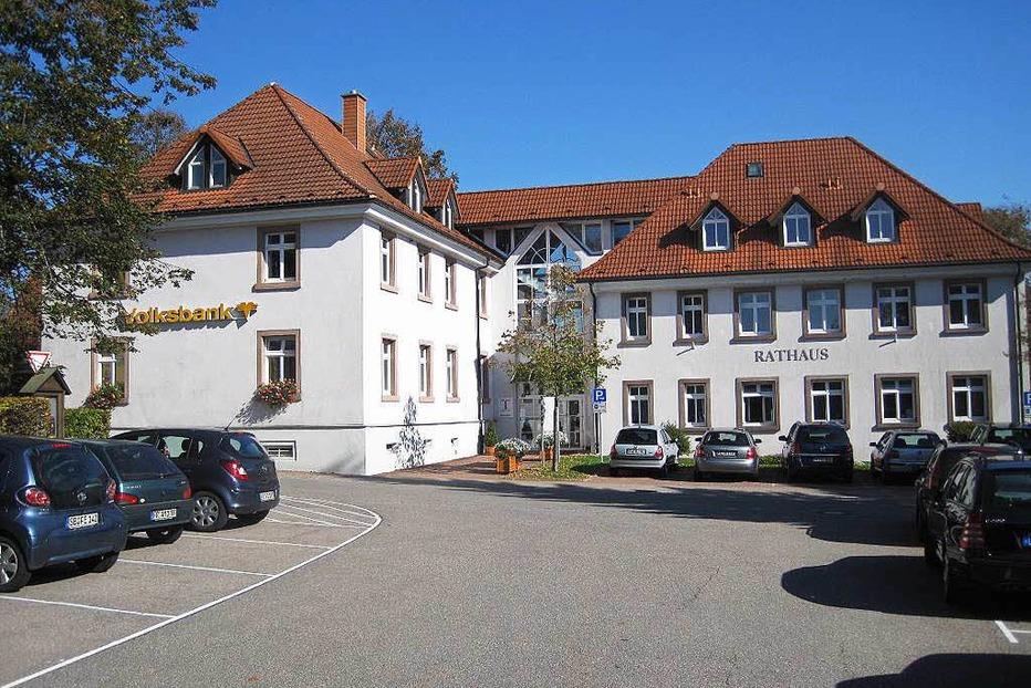 Rathaus - St. Märgen