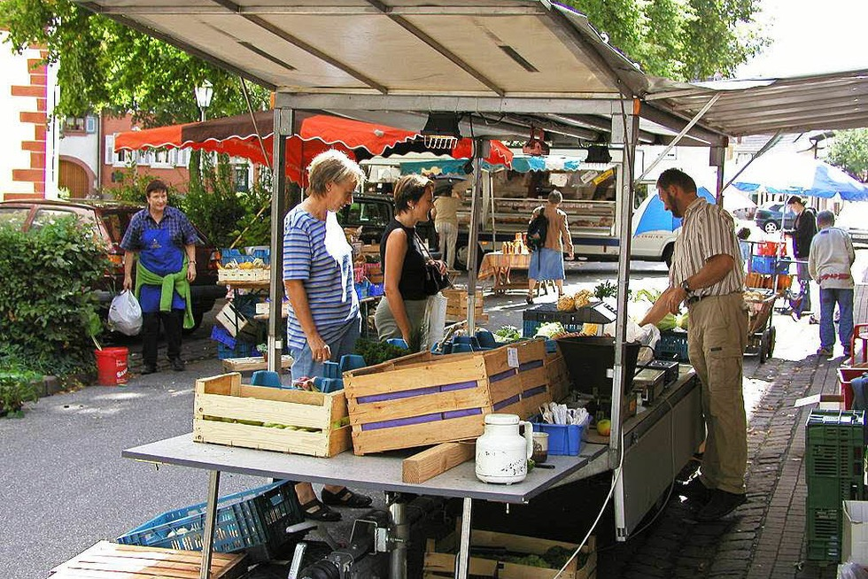 Marktplatz - Kenzingen