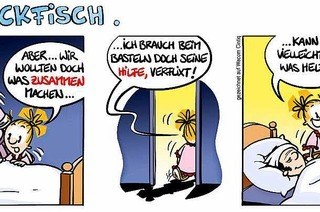 Lucy Backfisch: Kümmern