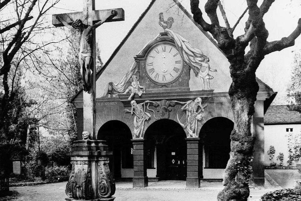 St.-Michaels-Kapelle (Alter Friedhof) - Freiburg