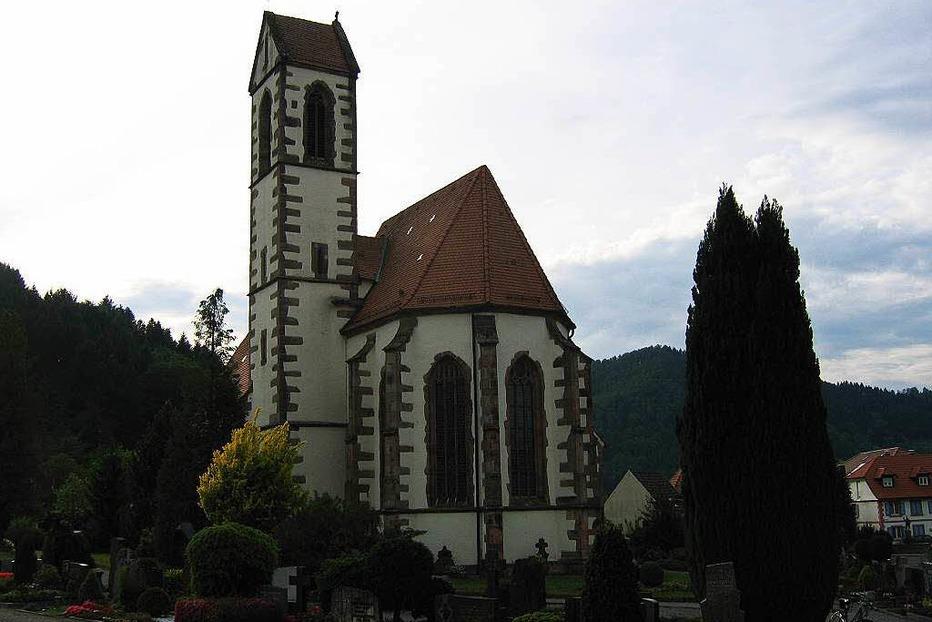 Dorfkirche - Hausach