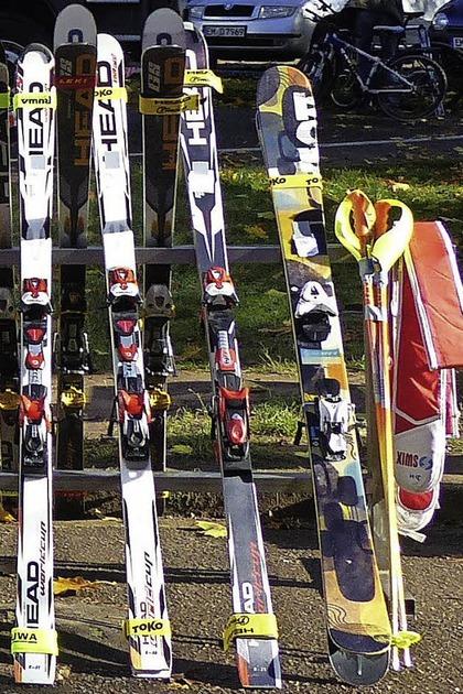 gebrauchte skier und kursanmeldung badische zeitung ticket. Black Bedroom Furniture Sets. Home Design Ideas