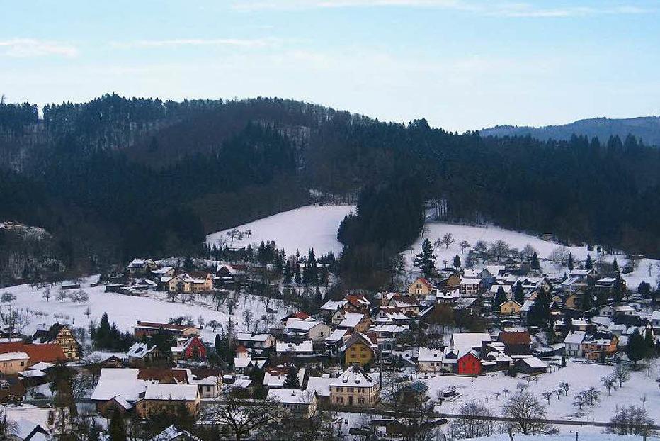 Ortsteil Sitzenkirch - Kandern