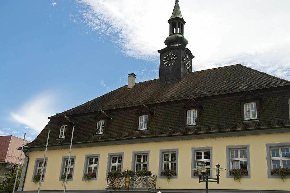 Bürgersaal im Alten Rathaus - Emmendingen