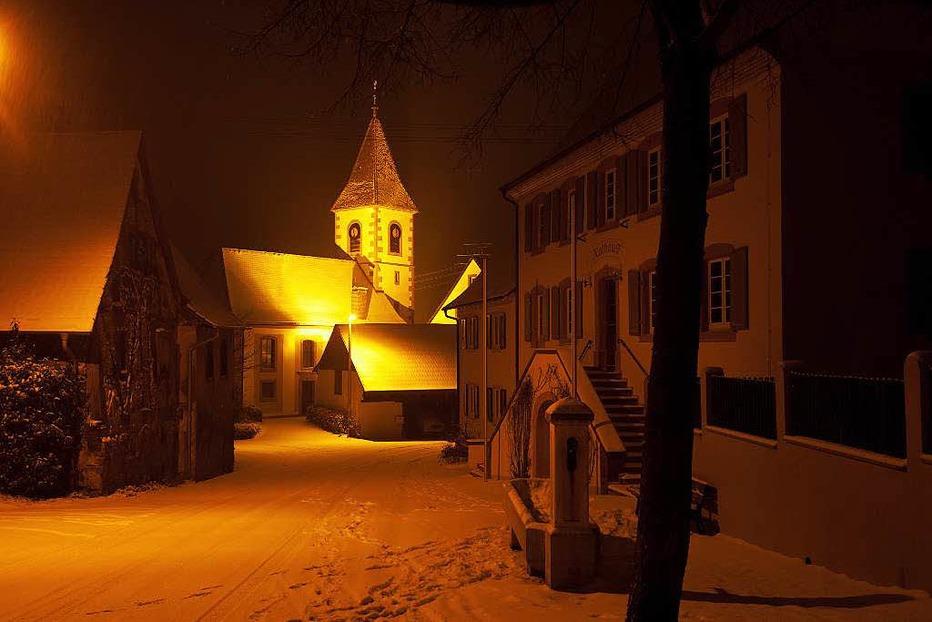 Ortsteil Wintersweiler - Efringen-Kirchen