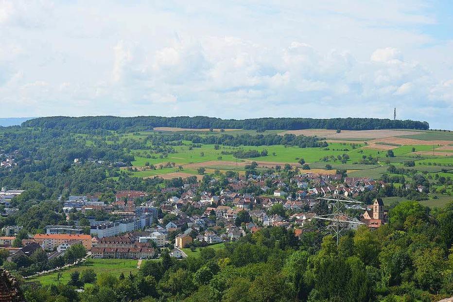 Ortsteil Tumringen - L�rrach