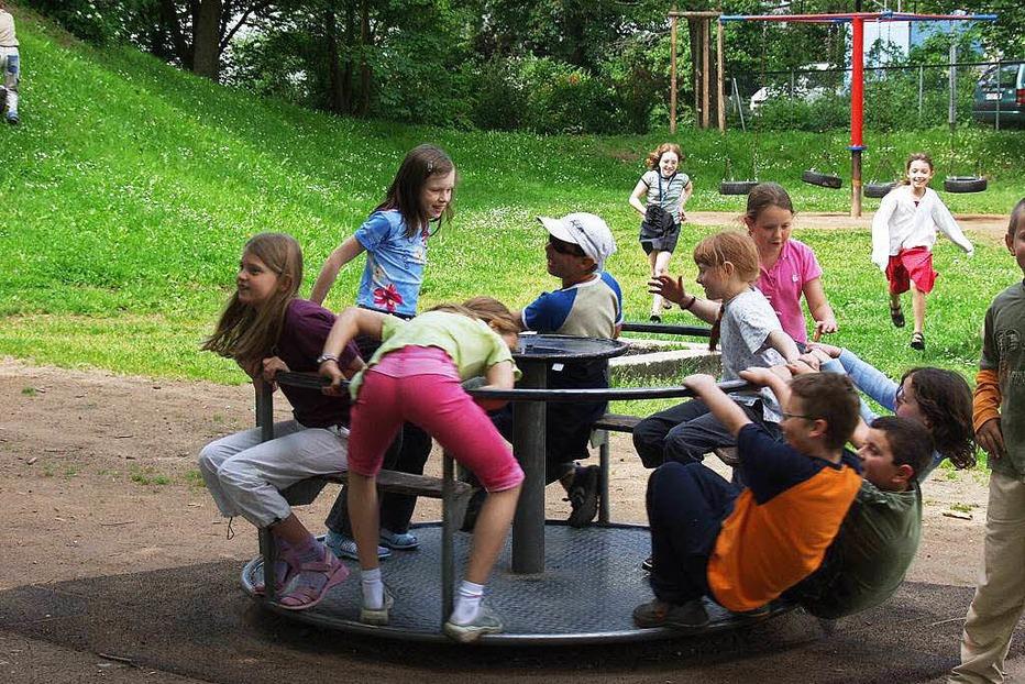Teichmatten-Spielplatz (Tumringen) - Lörrach
