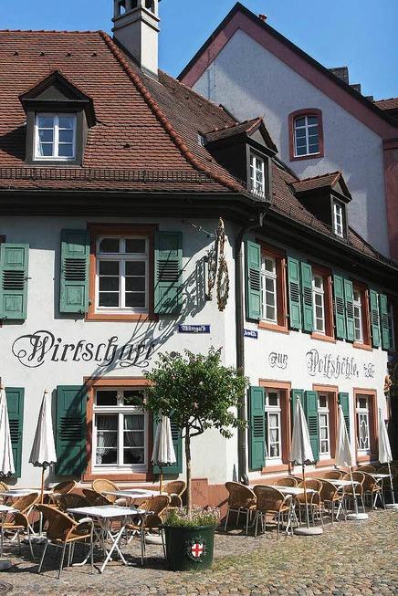 Restaurant Wolfshöhle - Freiburg