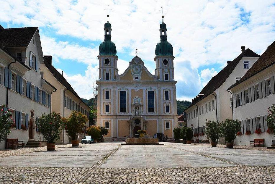 Domplatz - Arlesheim