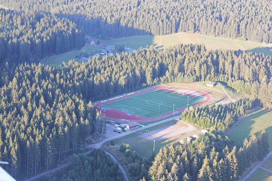 H�chstbergstadion - Eisenbach