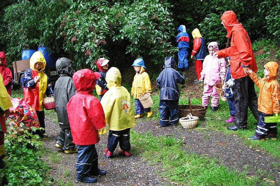 Waldkindergarten - Emmendingen