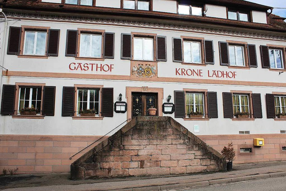 Gasthaus Krone-Ladhof - Elzach