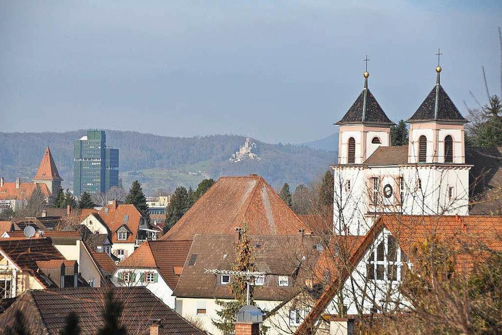 Kath. Kirche St. Fridolin (Stetten) - Lörrach