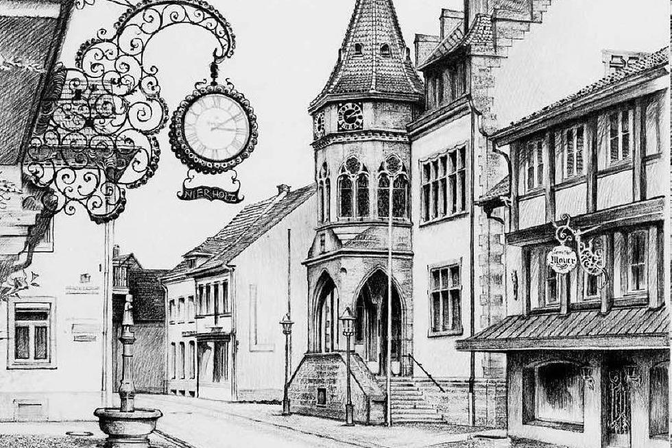 Rathaus - Elzach