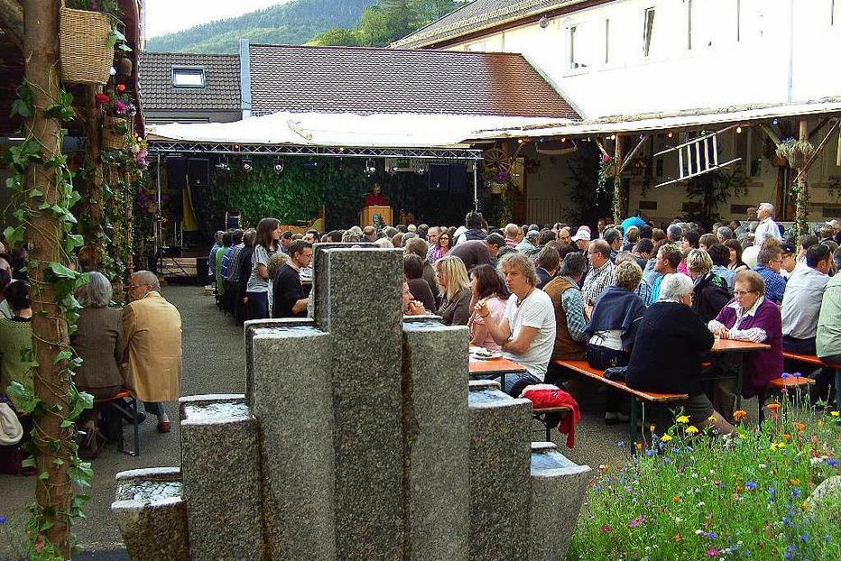 Dorfbrunnen (Yach) - Elzach