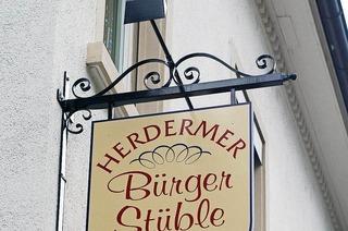 Herdermer Bürgerstüble