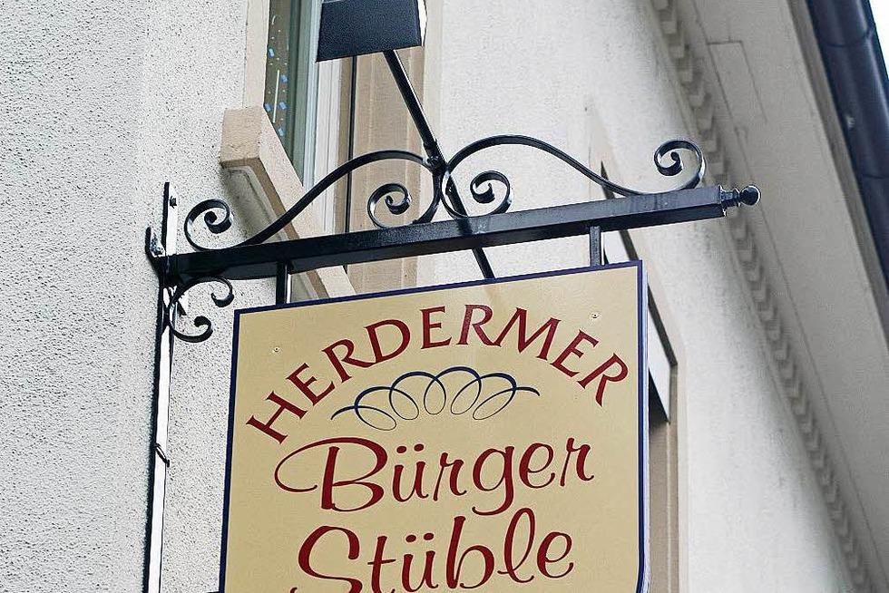 Herdermer Bürgerstüble - Freiburg