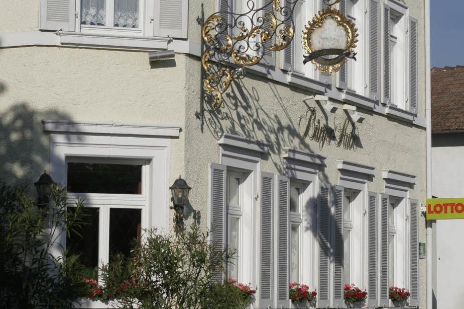 Gasthaus Bürgerstube - Sasbach