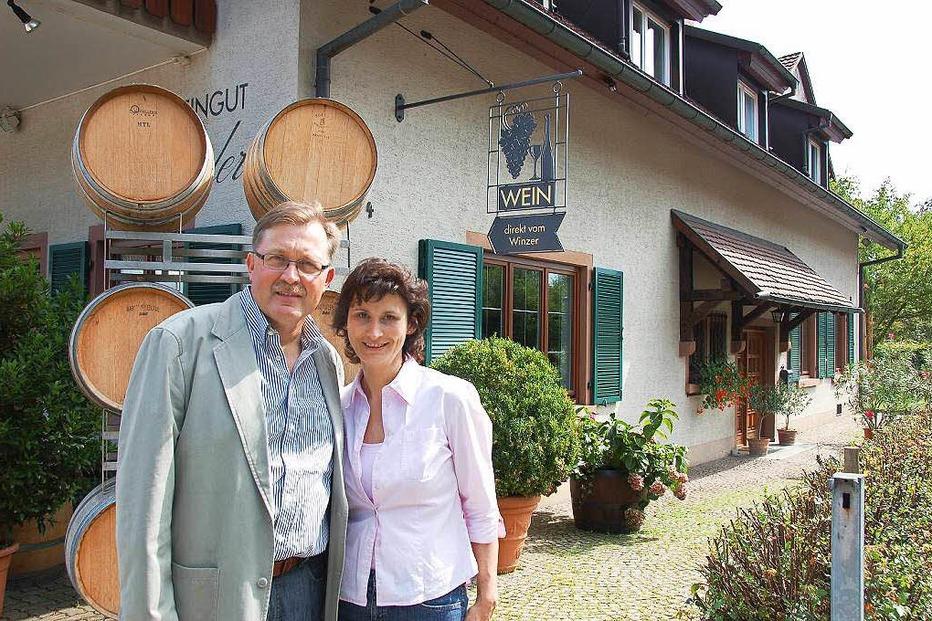 Weingut Schneider Alt-Weil - Weil am Rhein