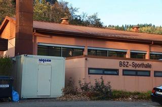 Kreisturnhalle (Berufsschulzentrum)