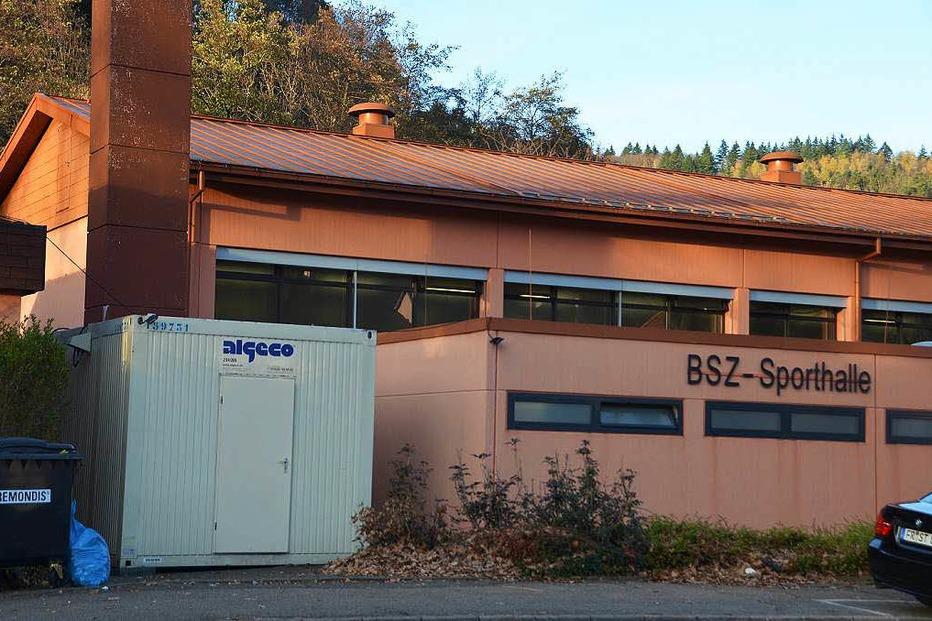 Kreisturnhalle (Berufsschulzentrum) - Waldkirch