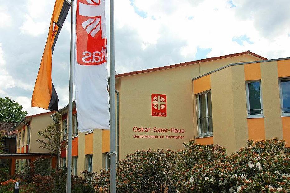 Oskar-Saier-Haus und Seniorenzentrum - Kirchzarten