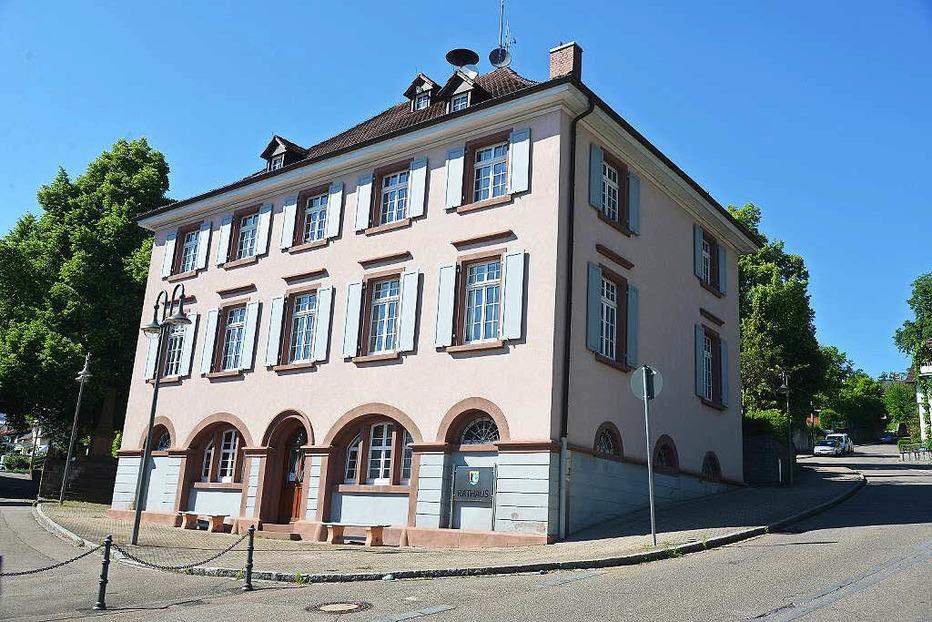 Rathaus Grenzach - Grenzach-Wyhlen