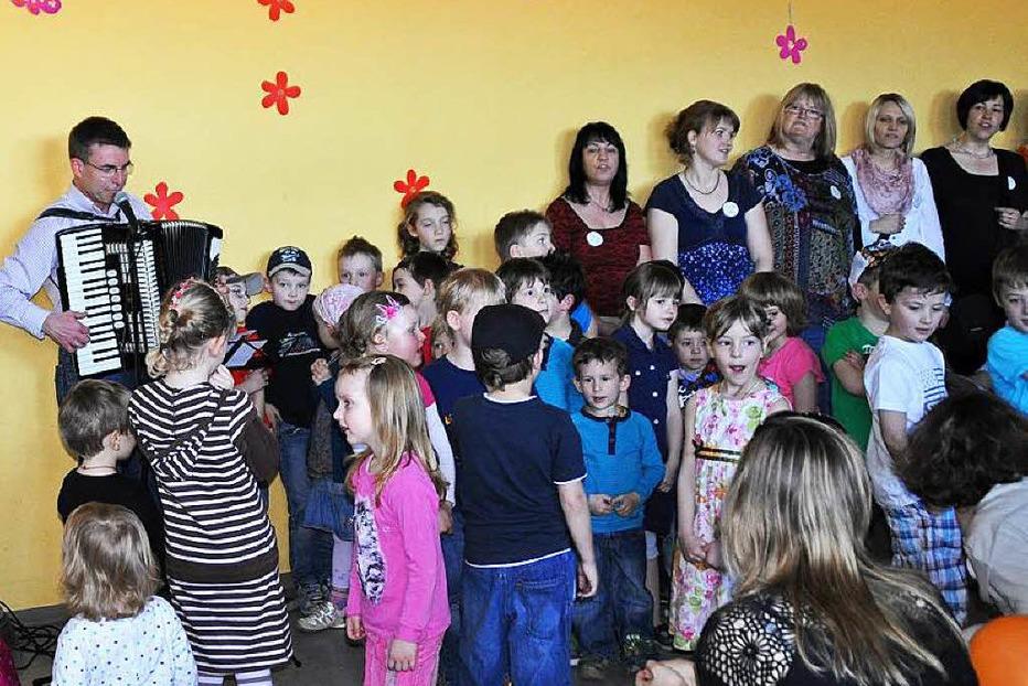 Ev. Kindergarten - Eichstetten