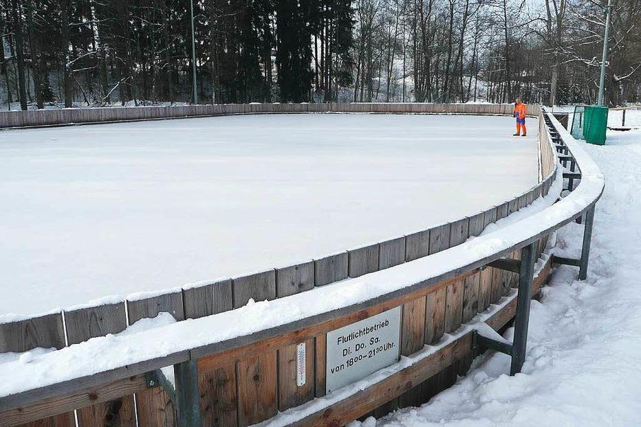 Eisstadion Hermeshof (Titisee) - Titisee-Neustadt