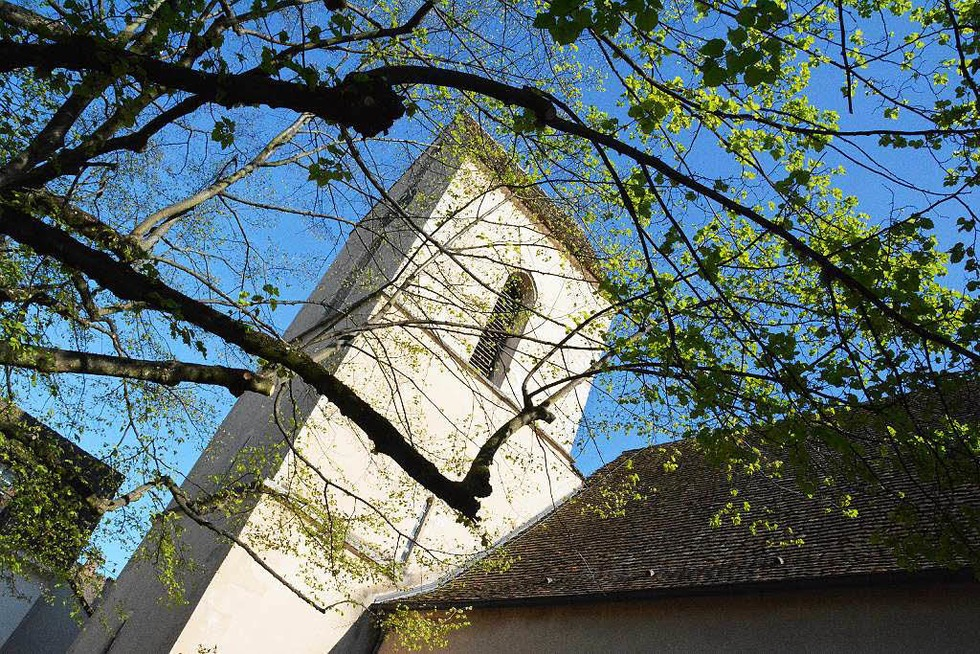 Kirche St. Gallus (Ötlingen) - Weil am Rhein