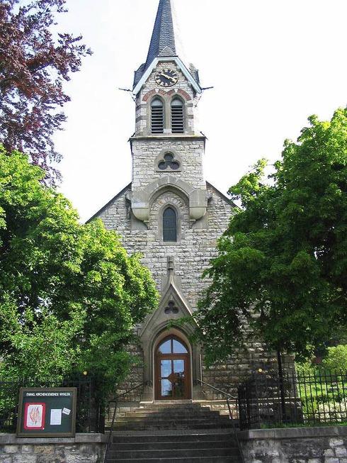 Ev. Friedenskirche Wyhlen - Grenzach-Wyhlen