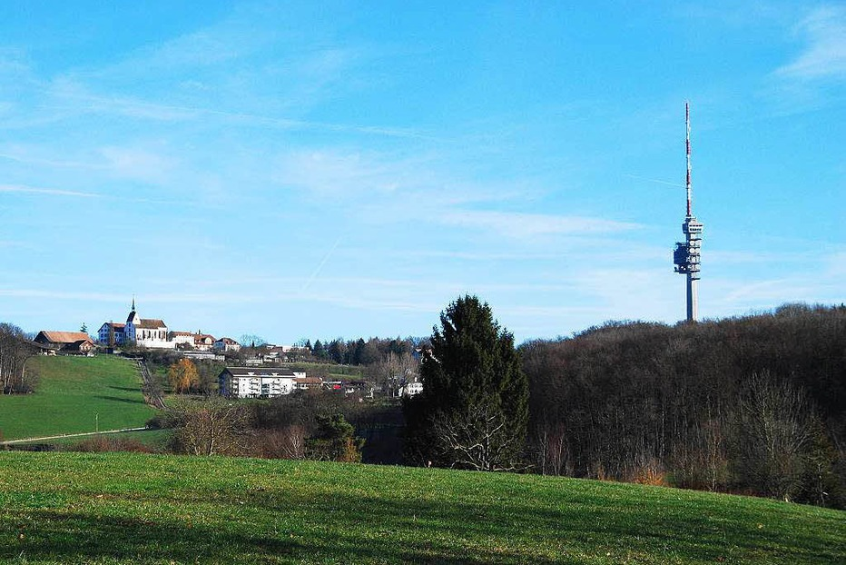 Fernsehturm St. Chrischona - Bettingen