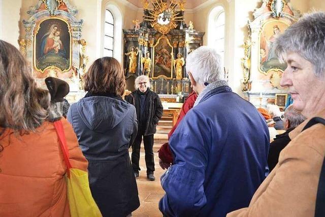 Die Berghauser Kapelle in Ebringen: Kleinod mit bewegter Geschichte