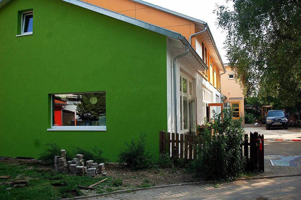 Ev. Kinderhaus Regenbogen - Rheinfelden