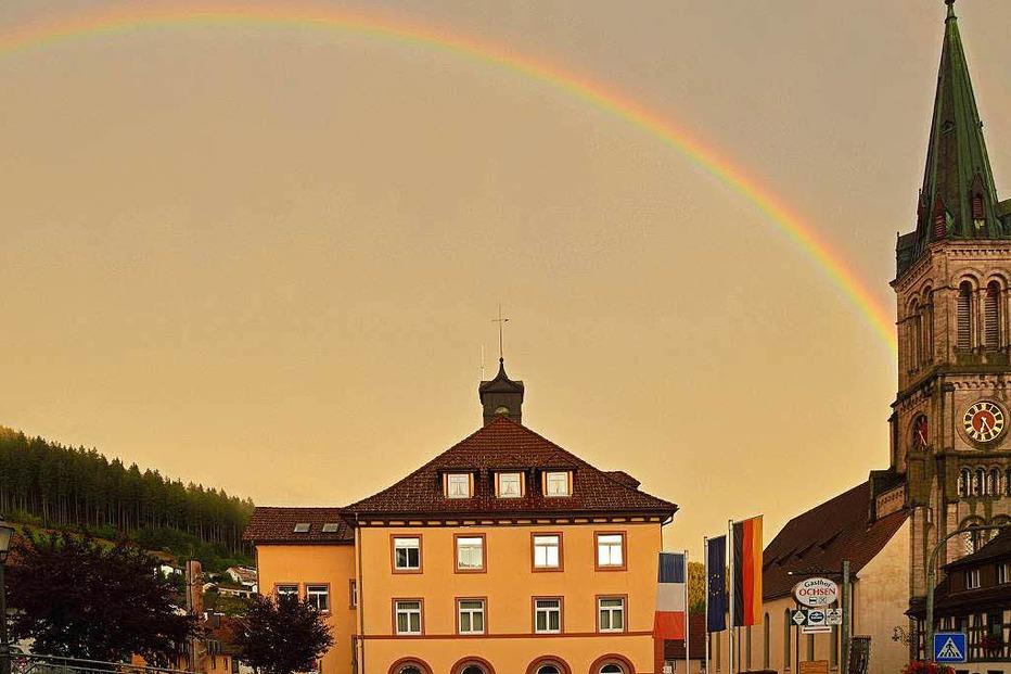 Rathaus - Vöhrenbach