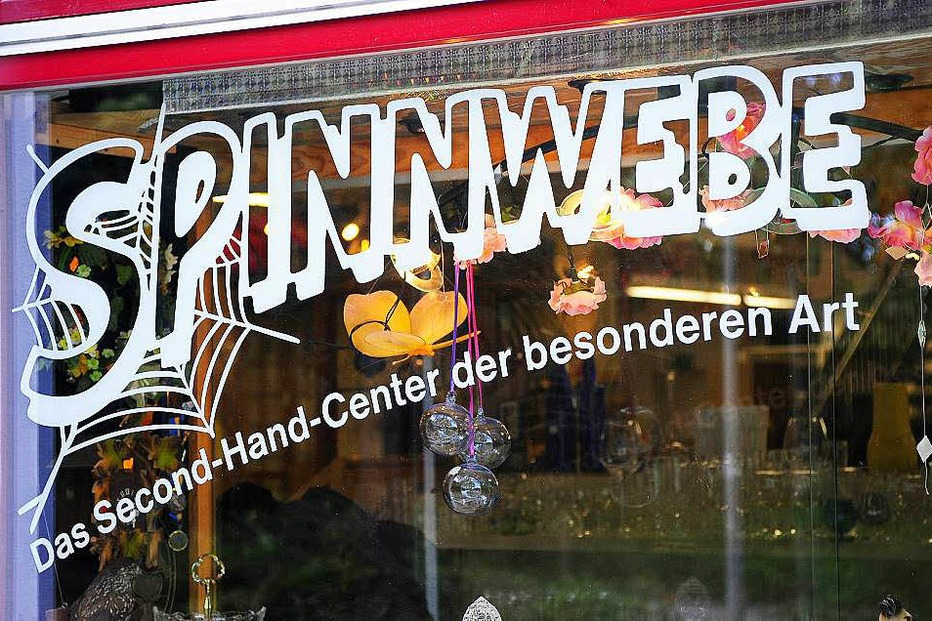 Secoundhand Center Spinnwebe - Freiburg