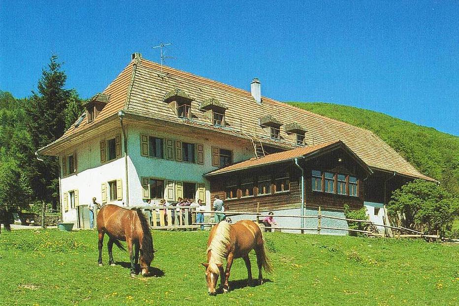 Platzhof (Jugendherberge und Reiterhof) - Kandern